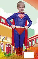 Мяг. костюм супергерой р. М (134) 85035/85064