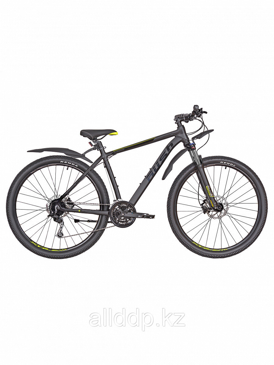 "Велосипед 29"" LS995 HDISC AL 27ск RUSH HOUR"