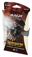 МТГ: Тематический бустер выпуска «Strixhaven: School of Mages» (факультет «Silverquill») англ