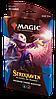 МТГ: Тематический бустер выпуска «Strixhaven: School of Mages» (факультет «Prismari») анг