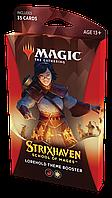МТГ: Тематический бустер выпуска «Strixhaven: School of Mages» (факультет «Lorehold») англ