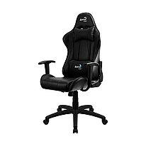 Игровое компьютерное кресло  Aerocool AC100 AIR B искусственная кожа