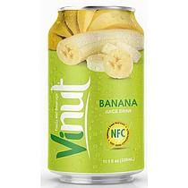 Напиток Vinut Banana Juice Банан 330ml (24шт-упак)