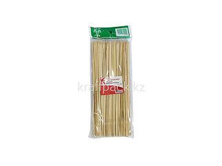 Стек д/шашлыка бамбук,200мм/100шт, FIESTA