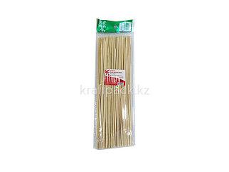 Стек д/шашлыка бамбук,250мм/100шт, FIESTA