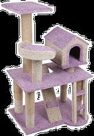 Комплекс УЮТ (изба, лестница, лежанки, люк) 80*50*120 PerseiLine КК-11