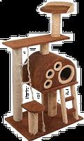 Комплекс ФАНТАЗИЯ (дом-лапка, лестница, лежанка) 70*50*130 PerseiLine КК-10