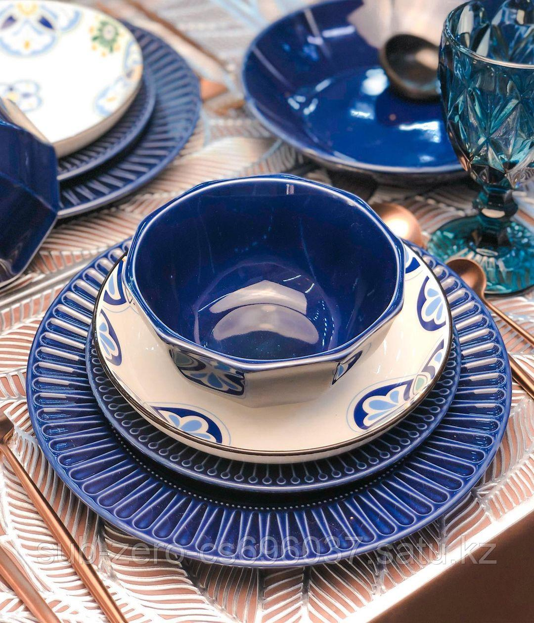 Салатница из набора «Royal синий»