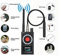 Детектор жучков, GPS трекеров и скрытых видеокамер К-18