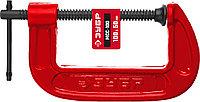 Струбцина тип G 100 мм, ЗУБР МСС-100