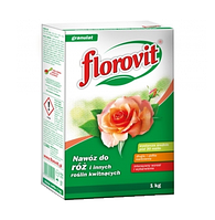 Минеральное удобрение для роз и других цветущих растений   FLOROVIT
