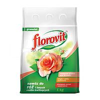 Минеральное удобрение для роз и других цветущих растений   FLOROVIT 1 кг
