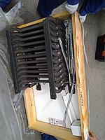 Лестница металлическая ножничная LST 50x80x280  FAKRO