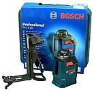 Лазерный профессиональный нивелир Bosch GLL 2-20 (360°)+BM3. Внесен в реестр СИ РК, фото 3
