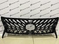 Решетка радиатора на Lexus LX570 2012-15 год стиль Superior с черной окантовкой, фото 1