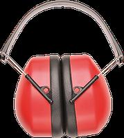 Earmuff color red / Противошумные наушники цвет красный