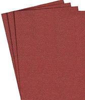 Emery paper, grit number: 80, Taiwan / Шлифовальная бумага, зернистость 80, Тайвань