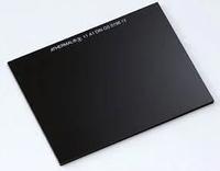 Glass, black, welding helmet 108*50*3mm, #10 / Стекло темное для сварочного шлема 108*50*3мм, #10