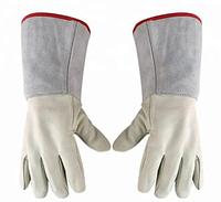 Gloves cow split, leather argon gloves (LPC2013A) / Перчатки cварочные аргоновые перчатки (LPC2013A)