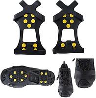 Ice trekker, XL / Покрытие противоскользящее на обувь, XL