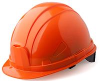 Industrial bump cap, HA 132, orange, Protect/ Защитные каски, оранжевый цвет