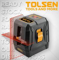 Laser level H,V 120, 35141 Tolsen / Лазерный уровень H, V 120, 35141