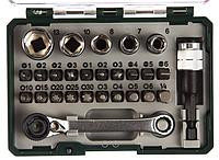 Bosch, 27-bit set Promoline / Набор бит 27 штук Promoline