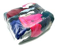 Cotton rags mixed color 10kg / Х/б тряпье, смешанные цвета 10кг