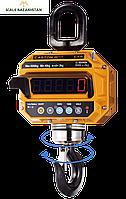 Крановые весы CASTON THD (CASTON III) ПЫЛЕВЛАГОЗАЩИЩЕННЫЕ (IP65) С ПОВОРОТНЫМ КРЮКОМ И ИК ИЛИ RF ПУЛЬТОМ