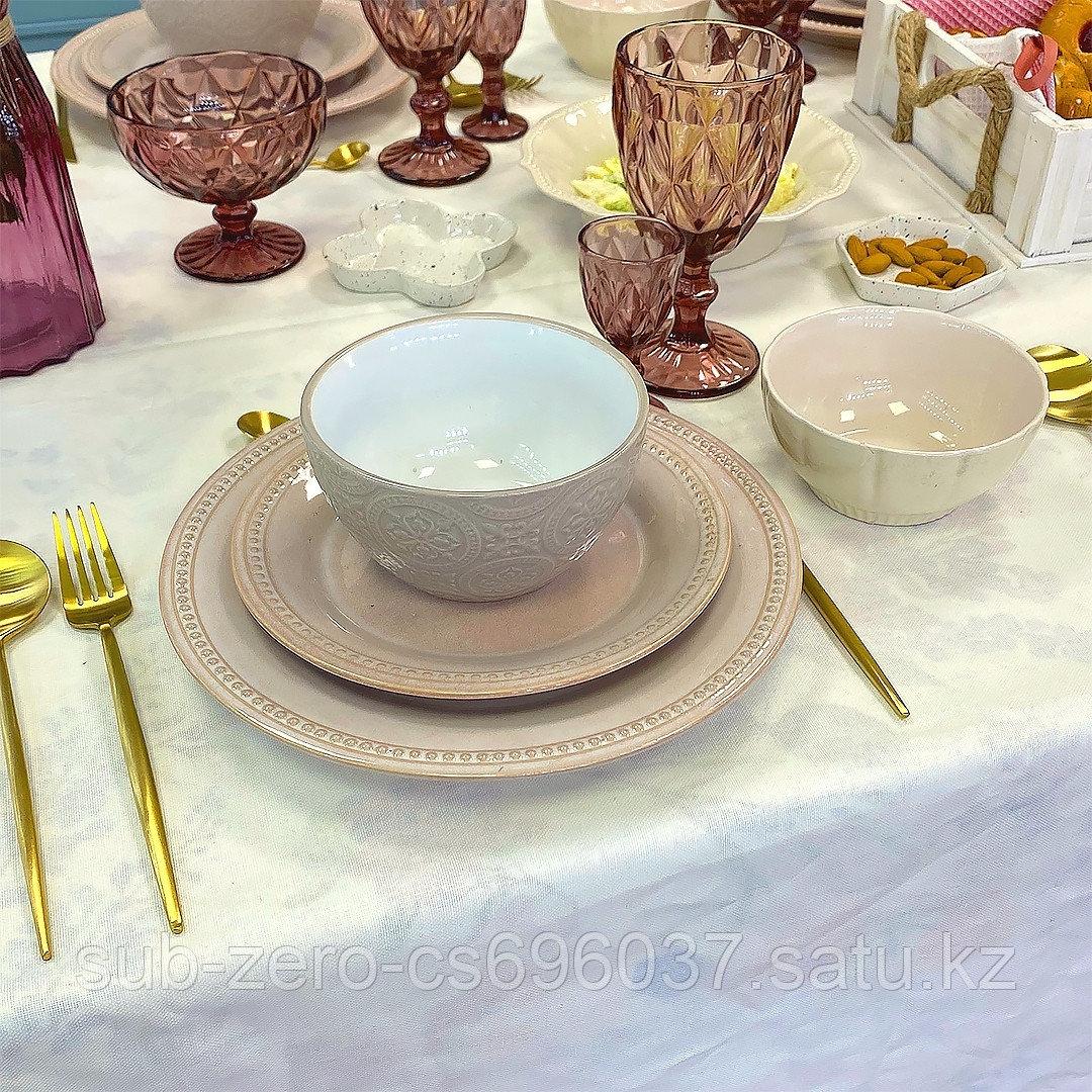 Тарелка из набора «Прованс» 27см