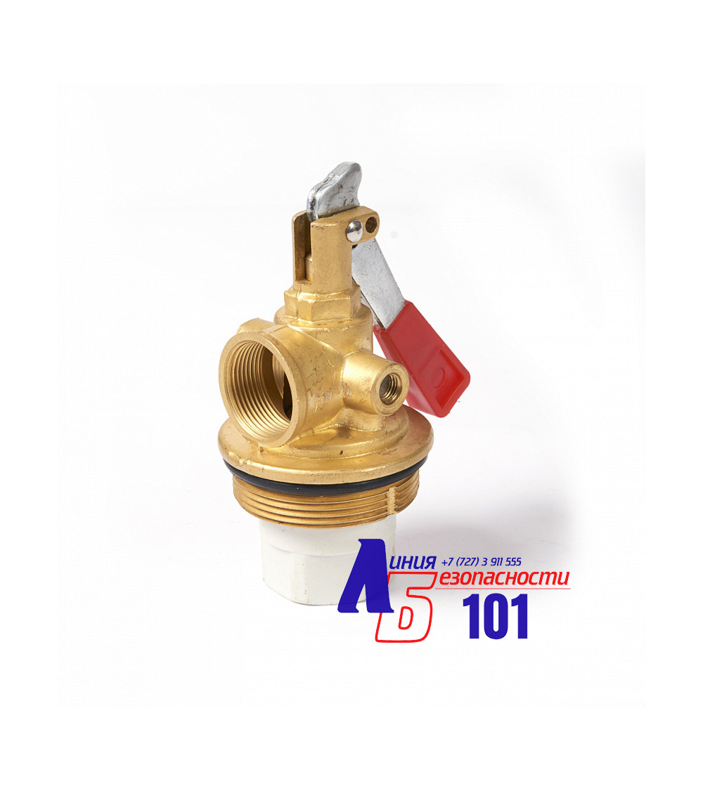 ЗПУ для огнетушителей ОВП-25/100 М8 (без индикатора)