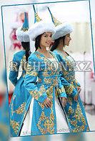 Пошив казахская одежда