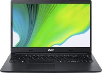 Ноутбук Acer A315 15,6'FHD/Core i5-1035G1/8Gb/1TB/GF MX330 2Gb/Win10 (NX.HZRER.011) - фото 1