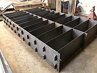 Изготовление пеноблочных форм
