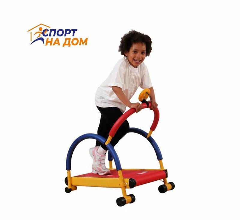 Детская беговая дорожка Kids Treadmill (2-6 лет)