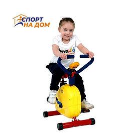 Детский велотренажер Kids Exercise Bike (3-8 лет)