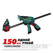 Струбцина пистолетная 300/85 мм, KRAFTOOL GP-300/85, фото 2