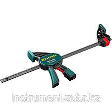 Струбцина пистолетная 450/85 мм, KRAFTOOL GP-450/85, фото 2