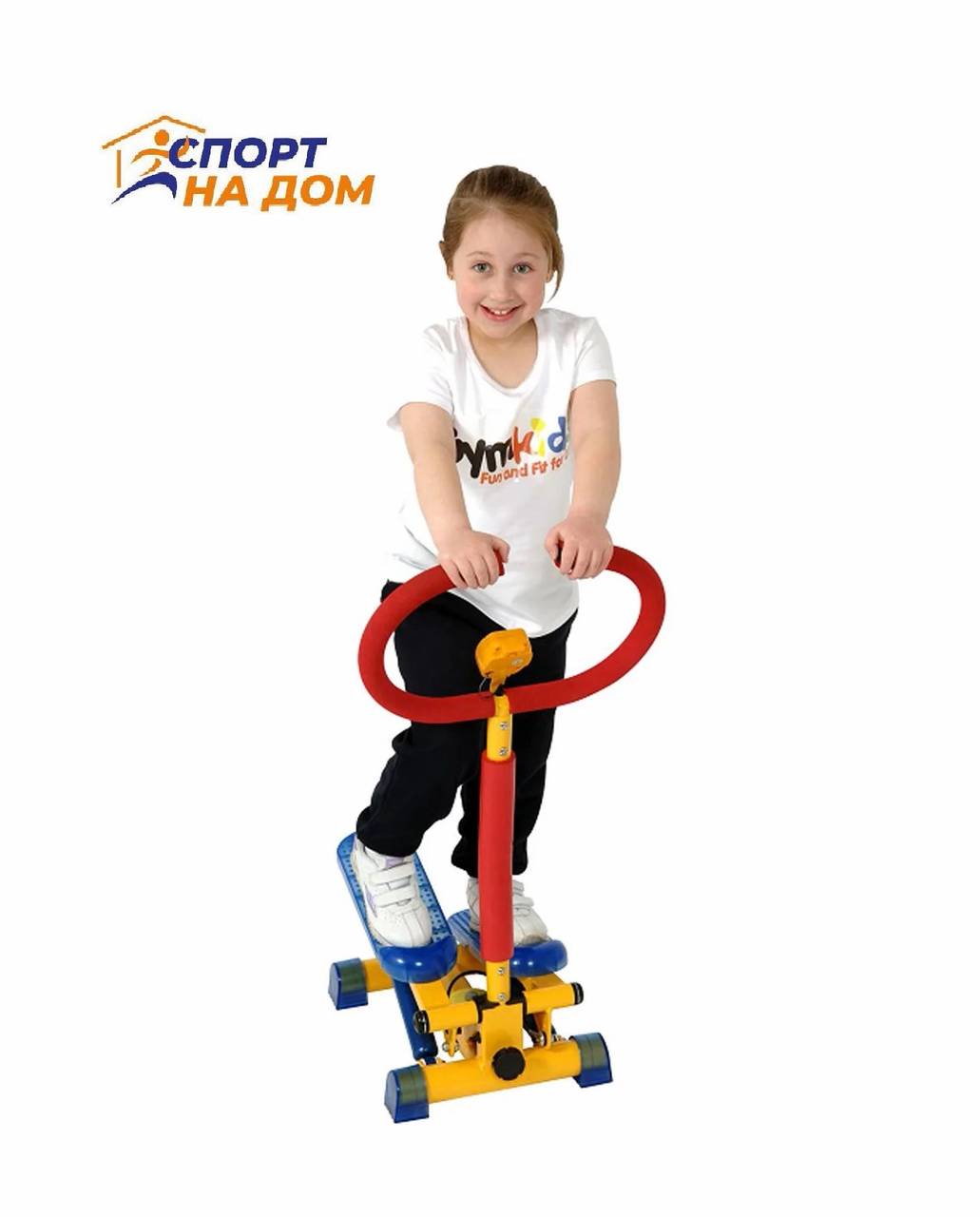 Детский тренажер степпер (3-8 лет)