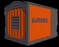 Блок контейнер металл для ДГУ 3000х2000х2000