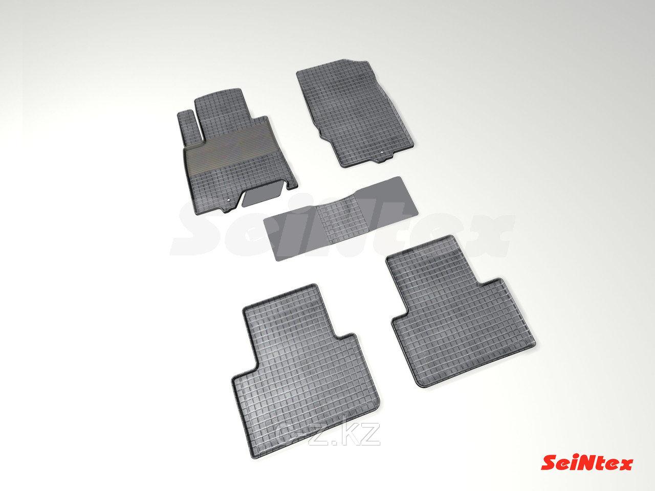 Резиновые коврики для Infiniti QX50 (EX35) 2015-2017