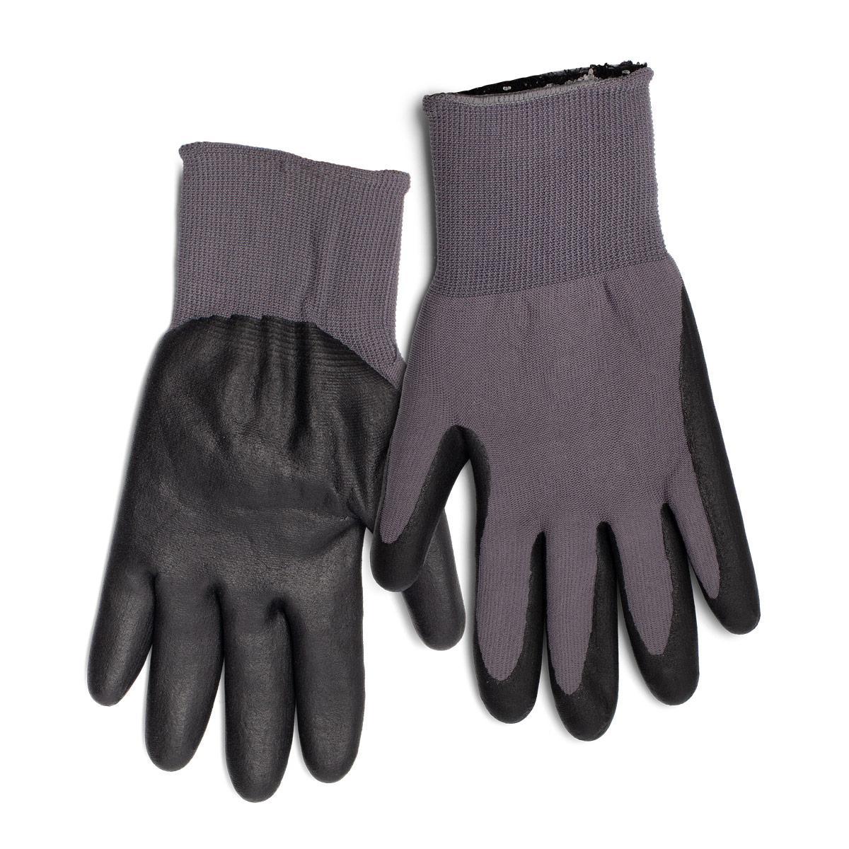 Перчатки с полиуретановым покрытием утепленные, серия «ПРОФИ»