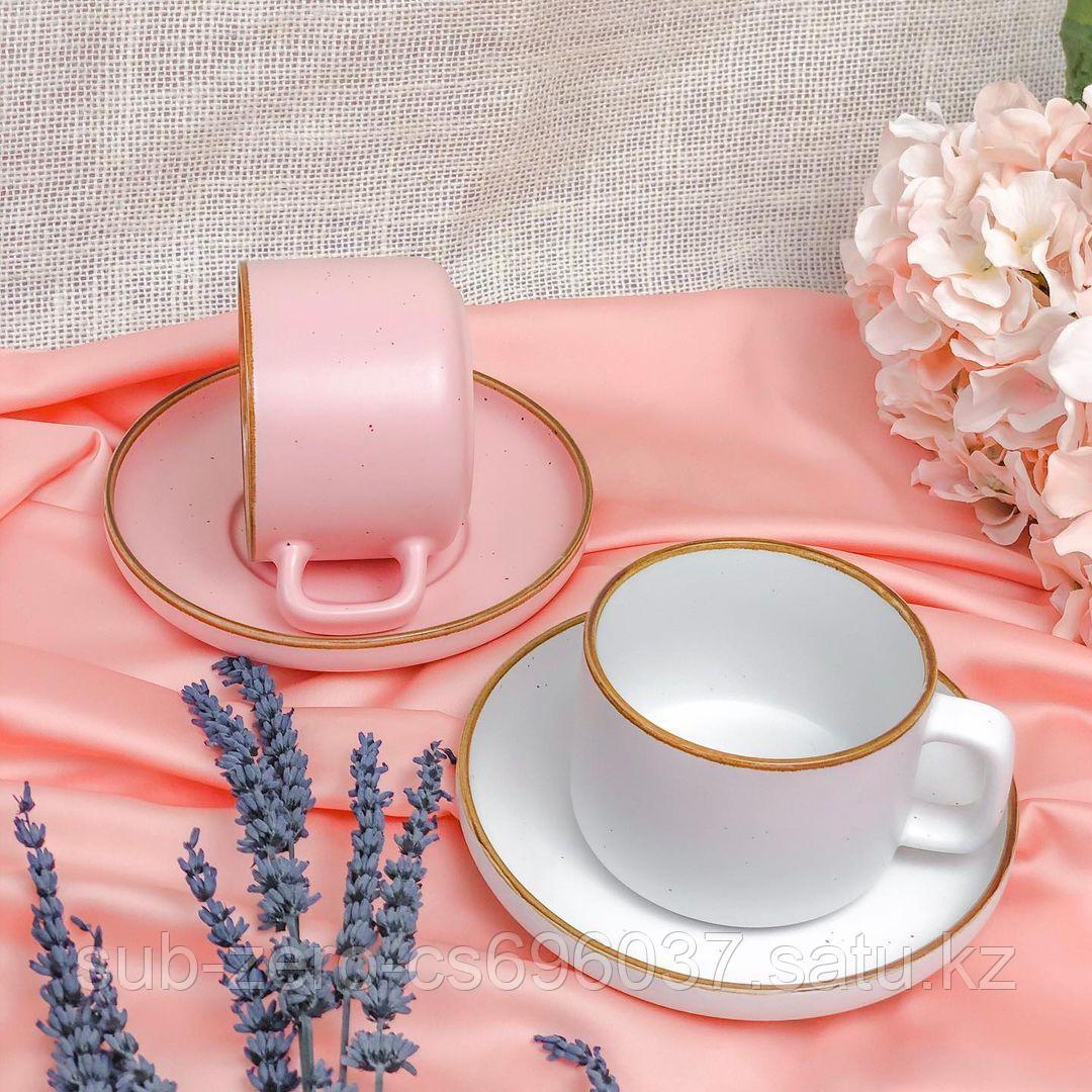 Чайная пара Крафт