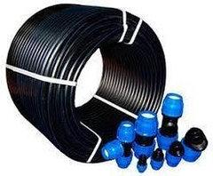 Водопроводные напорные полиэтиленовые трубы