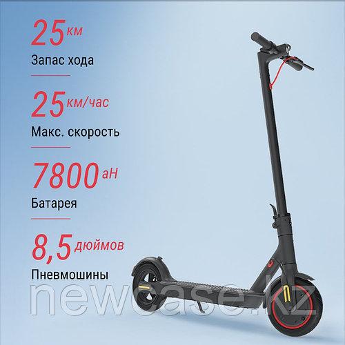Электросамокат электроскутер 8.5 дюймов 350W 7.8 AH Черный