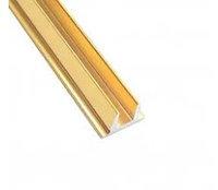 Заглушка (крышка) для опорного профиля 1000 мм. | FGD-251 TP | Золотая