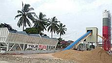 Стационарный бетонный завод Truemax CBP 180S