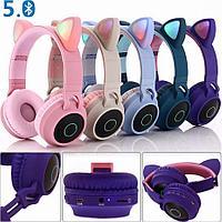 Беспроводные Bluetooth наушники + гарнитура + MP3 плеер со съемным AUX кабелем и мощным аккумулятором, Hoco w2