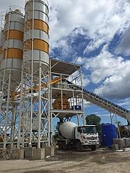 Стационарный бетонный завод Truemax CBP 120S