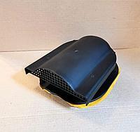 Вентиль Аэратор для металлочерепицы Venezia  WPBF 150 Черный